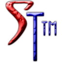 Symbiotic Technologies' 'ST' TM Badge
